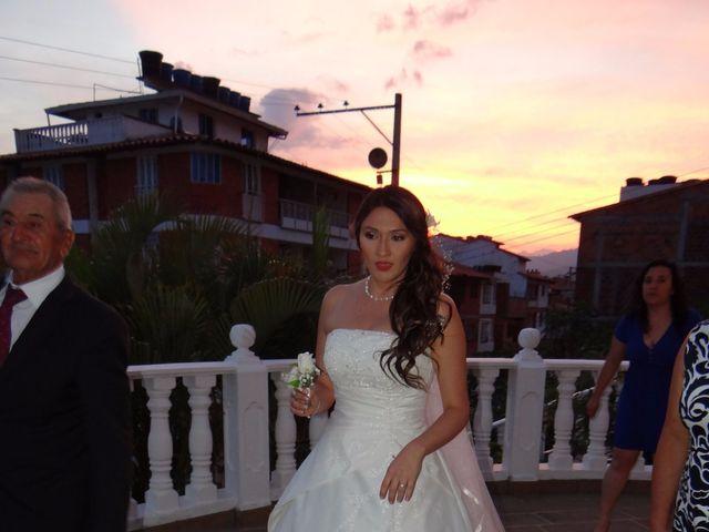 El matrimonio de Luis y Zulay en San Gil, Santander 6