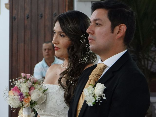 El matrimonio de Luis y Zulay en San Gil, Santander 8
