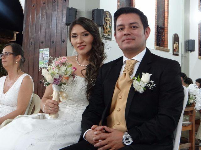 El matrimonio de Luis y Zulay en San Gil, Santander 9