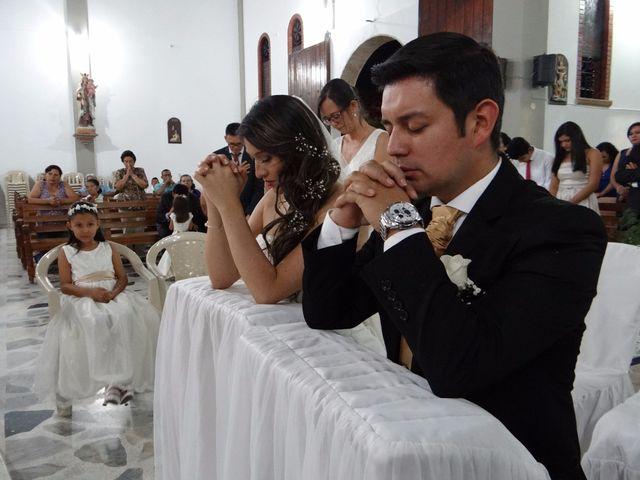 El matrimonio de Luis y Zulay en San Gil, Santander 11