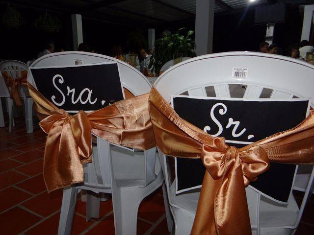 El matrimonio de Luis y Zulay en San Gil, Santander 13