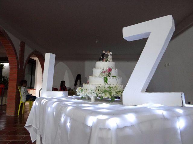 El matrimonio de Luis y Zulay en San Gil, Santander 14