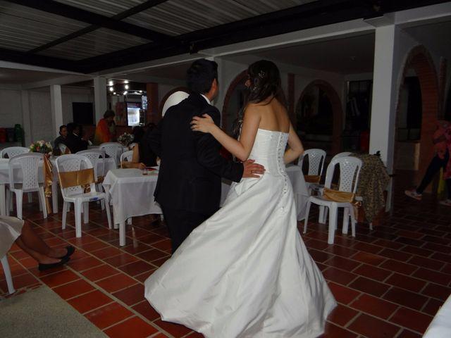 El matrimonio de Luis y Zulay en San Gil, Santander 15