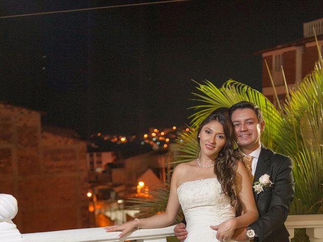 El matrimonio de Luis y Zulay en San Gil, Santander 1