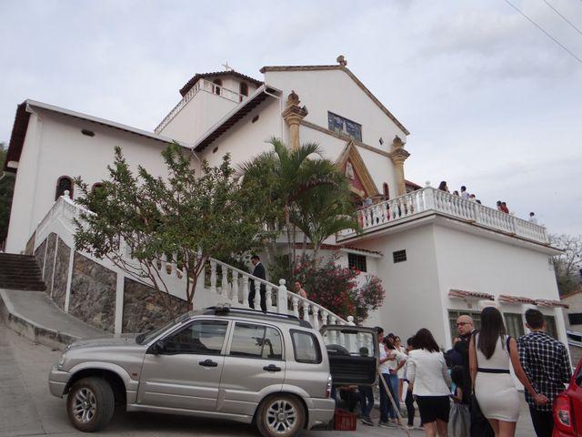 El matrimonio de Luis y Zulay en San Gil, Santander 18