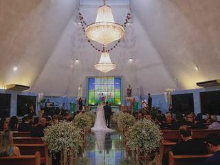 El matrimonio de Fernanda y José Joelcy 2
