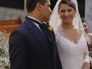 El matrimonio de Fernanda y José Joelcy 3