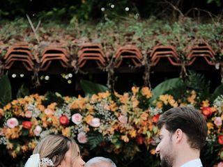 El matrimonio de Ana  y Raphaël  3