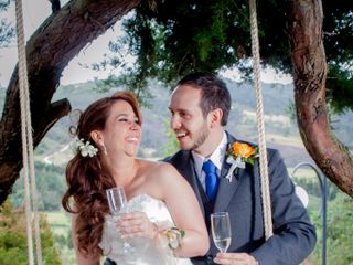 El matrimonio de Ana Maria y Luis Guillermo