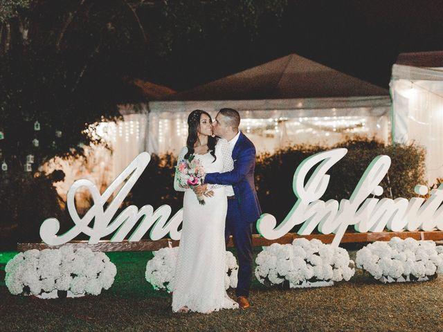 El matrimonio de Nadia y Esteban
