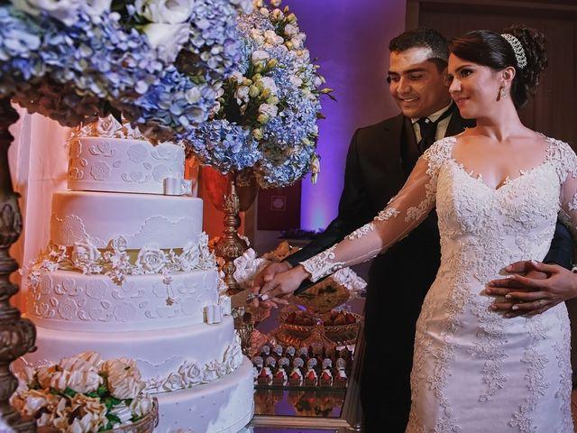 El matrimonio de Fernanda y José Joelcy