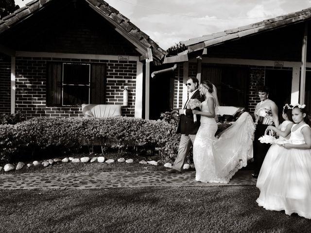 El matrimonio de Raphaël  y Ana  en El Cerrito, Valle del Cauca 19