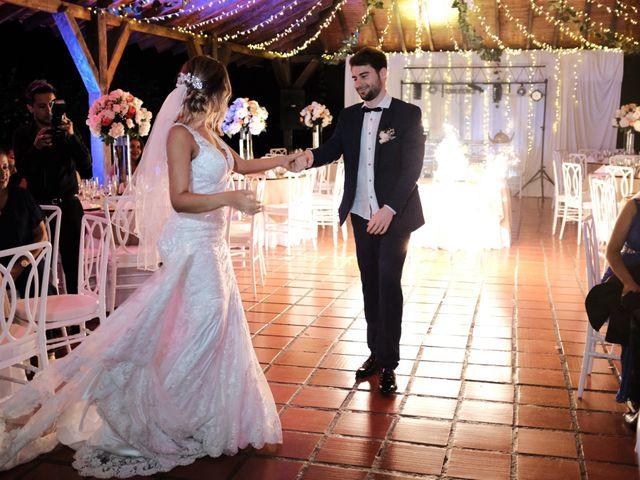 El matrimonio de Raphaël  y Ana  en El Cerrito, Valle del Cauca 39