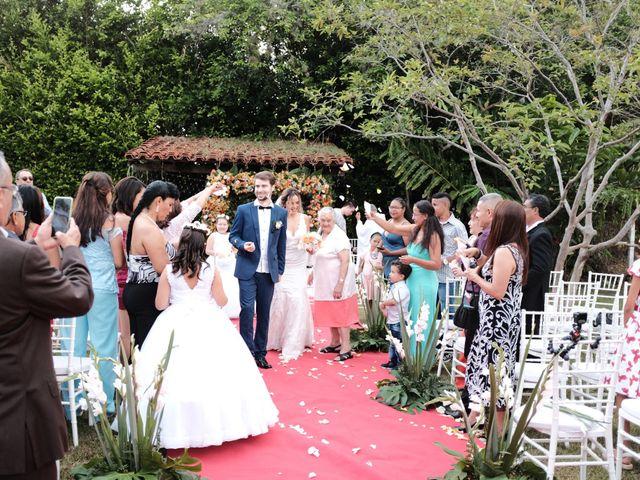 El matrimonio de Raphaël  y Ana  en El Cerrito, Valle del Cauca 42