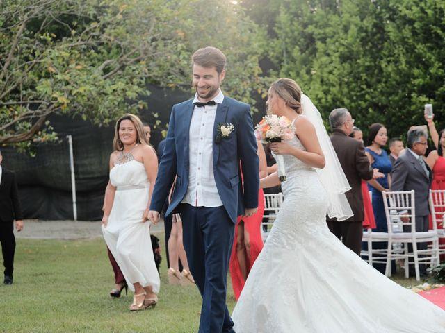 El matrimonio de Raphaël  y Ana  en El Cerrito, Valle del Cauca 44