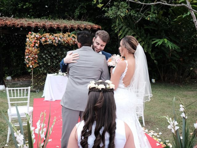 El matrimonio de Raphaël  y Ana  en El Cerrito, Valle del Cauca 46