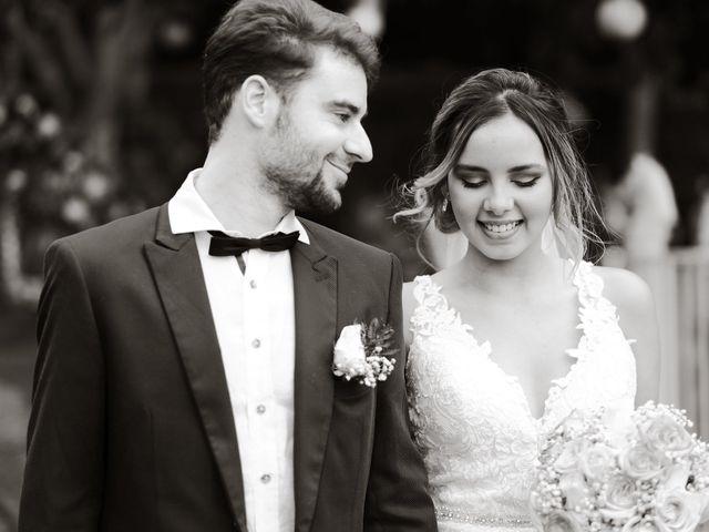 El matrimonio de Raphaël  y Ana  en El Cerrito, Valle del Cauca 53