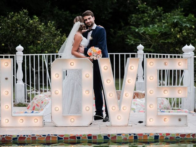 El matrimonio de Raphaël  y Ana  en El Cerrito, Valle del Cauca 57