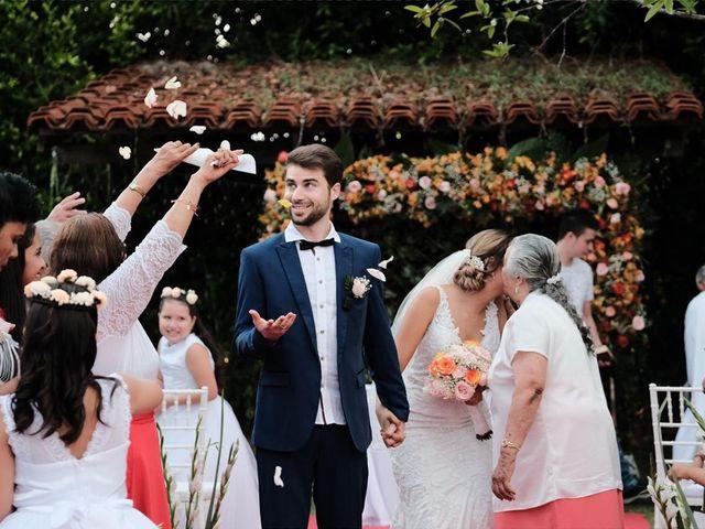 El matrimonio de Raphaël  y Ana  en El Cerrito, Valle del Cauca 70