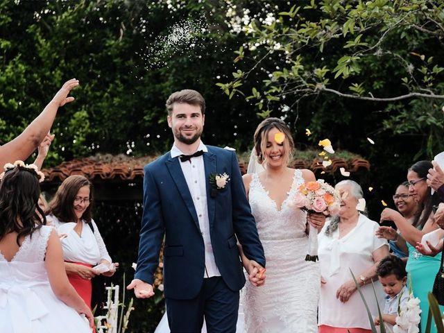 El matrimonio de Ana  y Raphaël