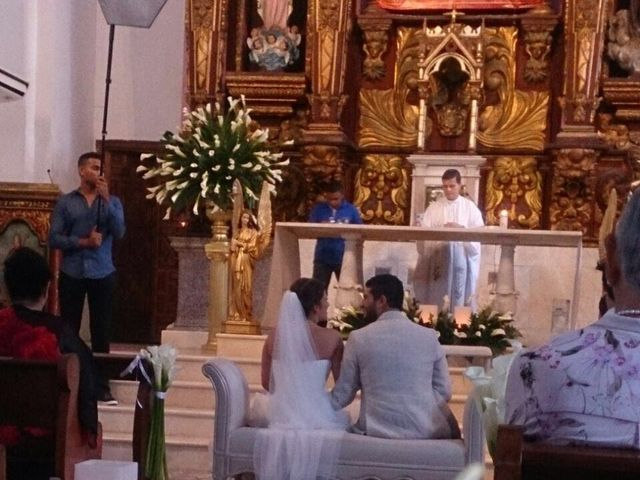 El matrimonio de Santiago y Natalia  en Cartagena, Bolívar 13