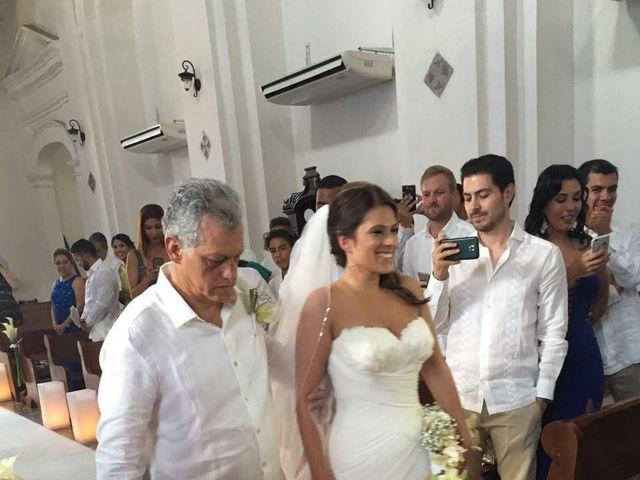 El matrimonio de Santiago y Natalia  en Cartagena, Bolívar 14