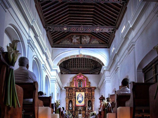 El matrimonio de Santiago y Natalia  en Cartagena, Bolívar 29