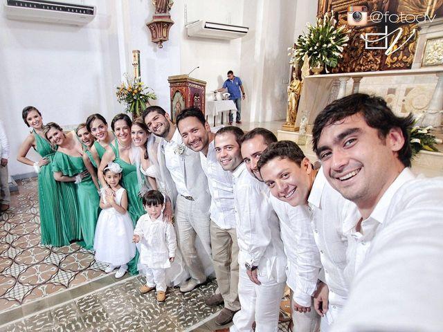 El matrimonio de Santiago y Natalia  en Cartagena, Bolívar 31