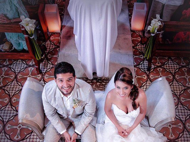 El matrimonio de Santiago y Natalia  en Cartagena, Bolívar 56