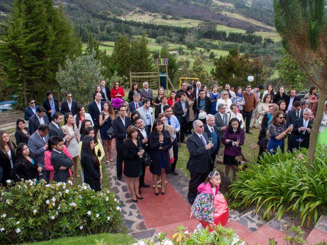 El matrimonio de Luis Guillermo y Ana Maria en Chía, Cundinamarca 4