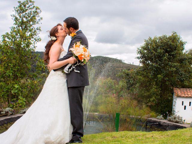 El matrimonio de Luis Guillermo y Ana Maria en Chía, Cundinamarca 6