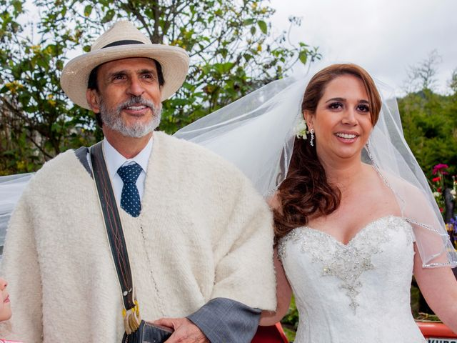 El matrimonio de Luis Guillermo y Ana Maria en Chía, Cundinamarca 10