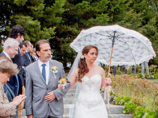 El matrimonio de Luis Guillermo y Ana Maria en Chía, Cundinamarca 11