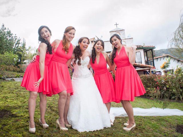 El matrimonio de Luis Guillermo y Ana Maria en Chía, Cundinamarca 17