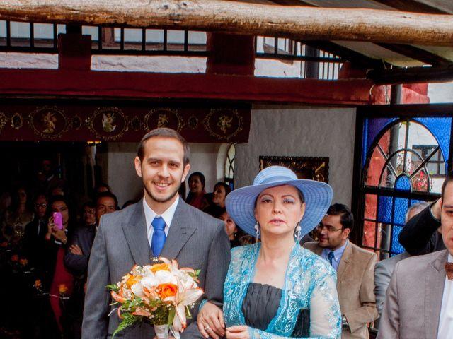 El matrimonio de Luis Guillermo y Ana Maria en Chía, Cundinamarca 23