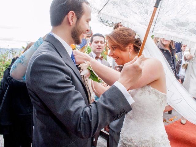 El matrimonio de Luis Guillermo y Ana Maria en Chía, Cundinamarca 24