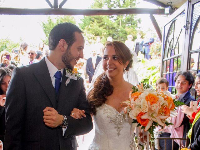 El matrimonio de Luis Guillermo y Ana Maria en Chía, Cundinamarca 25
