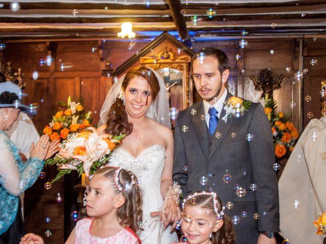 El matrimonio de Luis Guillermo y Ana Maria en Chía, Cundinamarca 28