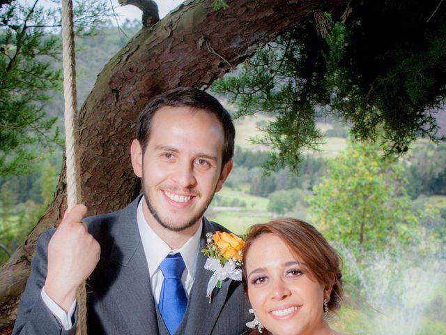 El matrimonio de Luis Guillermo y Ana Maria en Chía, Cundinamarca 30