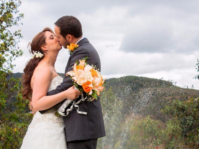 El matrimonio de Luis Guillermo y Ana Maria en Chía, Cundinamarca 31