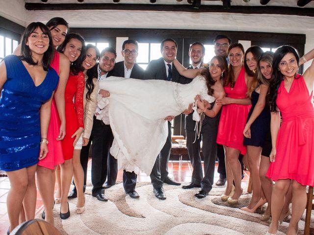 El matrimonio de Luis Guillermo y Ana Maria en Chía, Cundinamarca 37