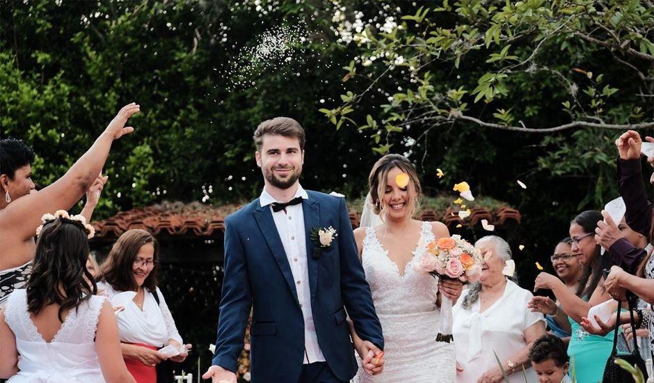 El matrimonio de Raphaël  y Ana  en El Cerrito, Valle del Cauca