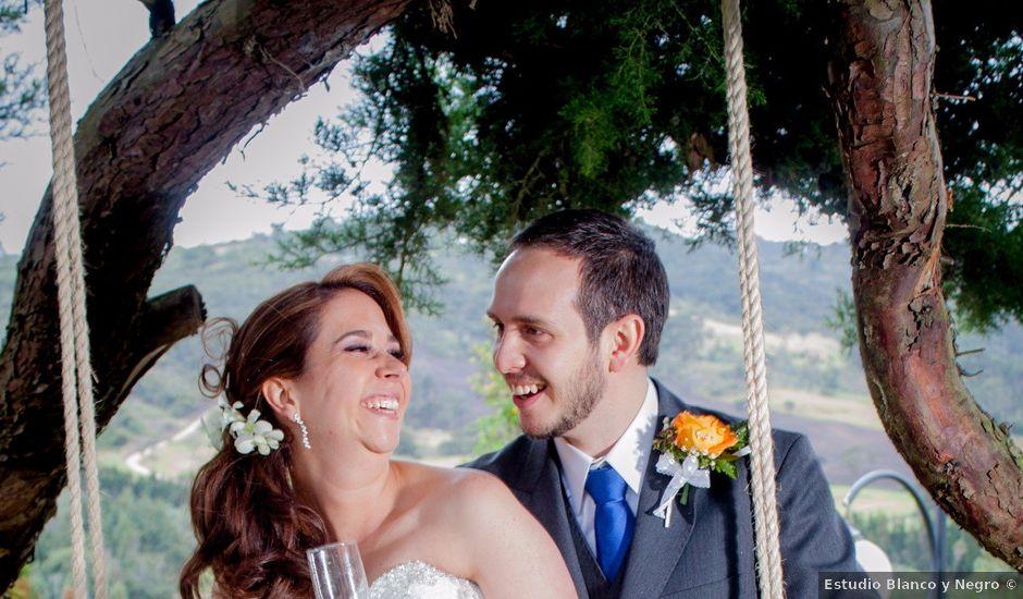 El matrimonio de Luis Guillermo y Ana Maria en Chía, Cundinamarca