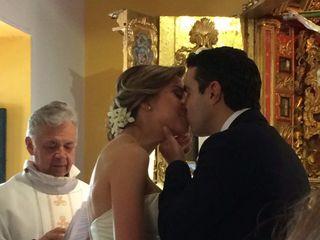 El matrimonio de María Carolina y Andrés  3