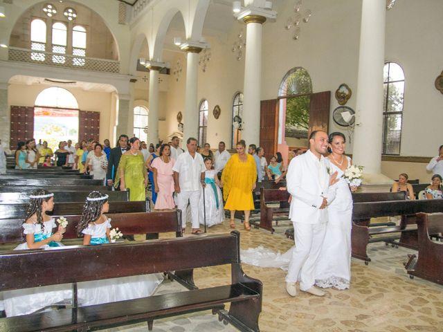 El matrimonio de Rafael y Crusandy en Montería, Córdoba 7