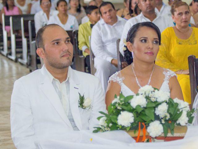 El matrimonio de Rafael y Crusandy en Montería, Córdoba 8