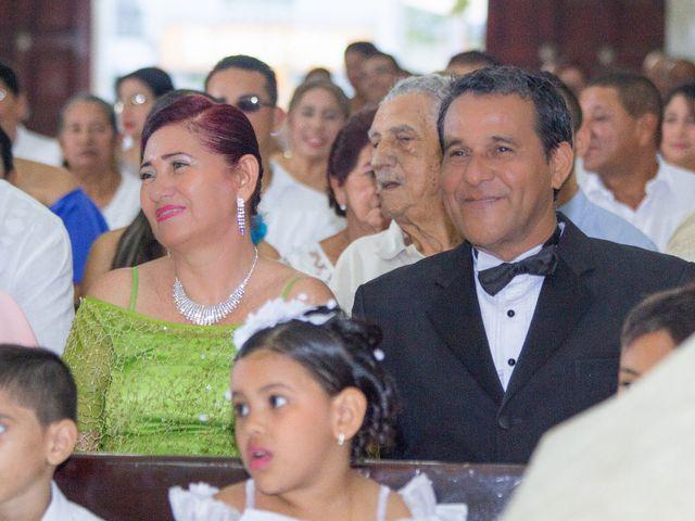 El matrimonio de Rafael y Crusandy en Montería, Córdoba 9