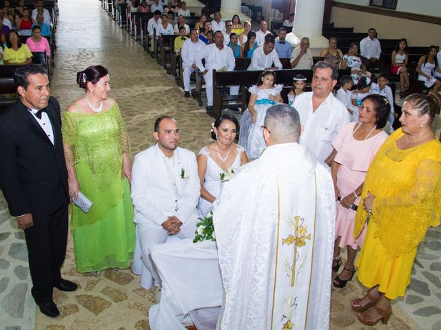 El matrimonio de Rafael y Crusandy en Montería, Córdoba 10