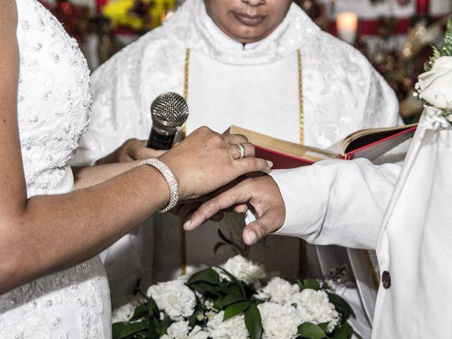 El matrimonio de Rafael y Crusandy en Montería, Córdoba 11