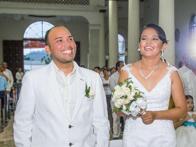 El matrimonio de Rafael y Crusandy en Montería, Córdoba 13